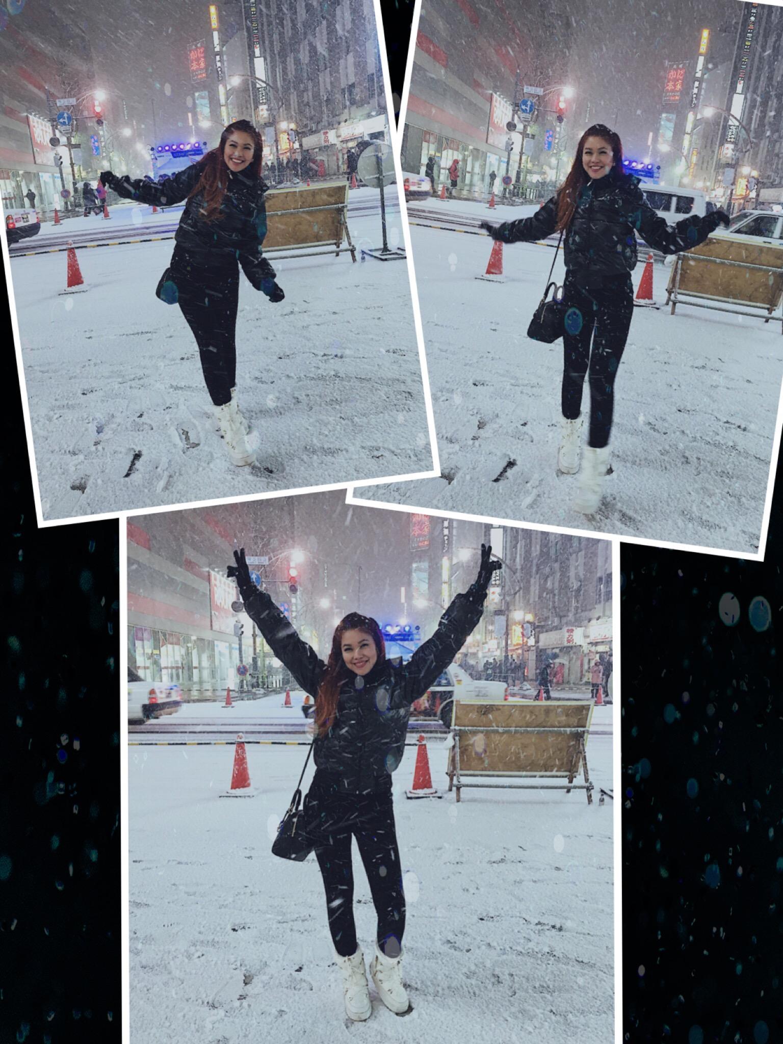 Bianca Valerio Snow Sapporo