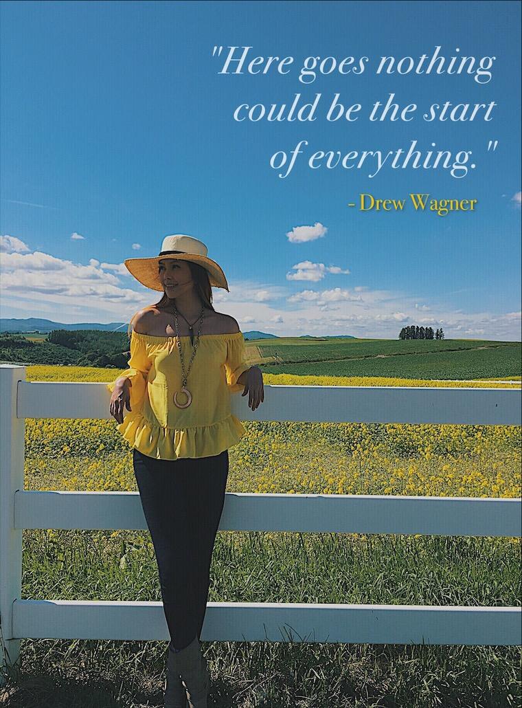 Bianca Valerio Blog Drew Wagner Quote