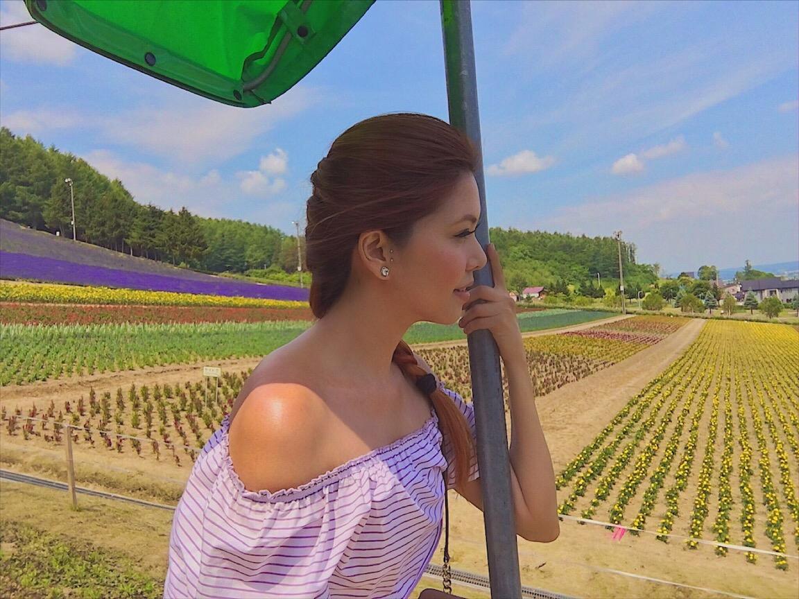 Choei Lavender Farm Bianca Valerio