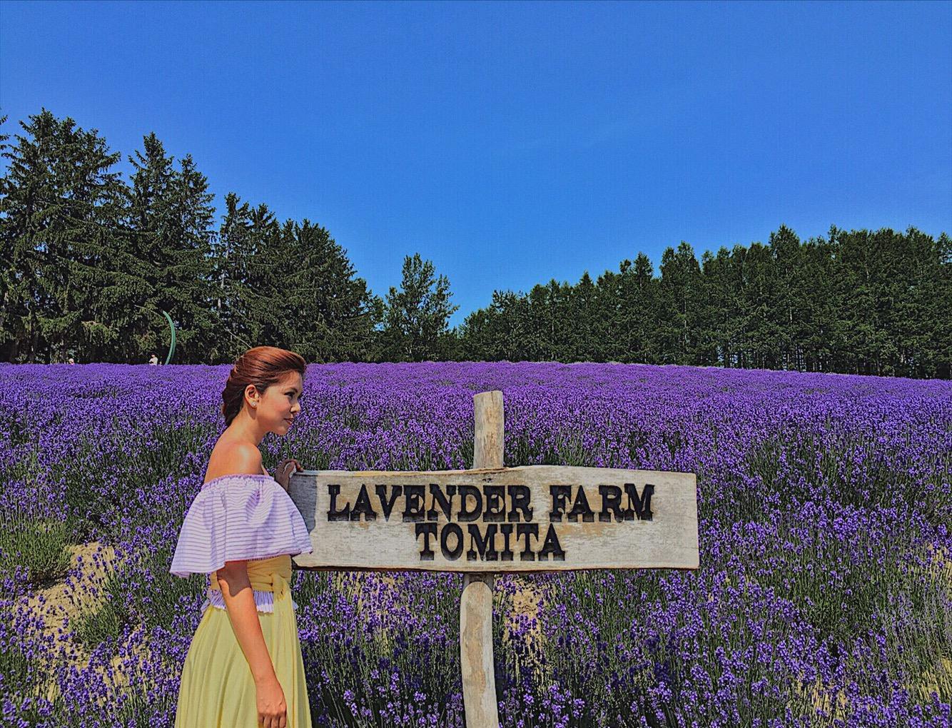 Tomita Farm Bianca Valerio