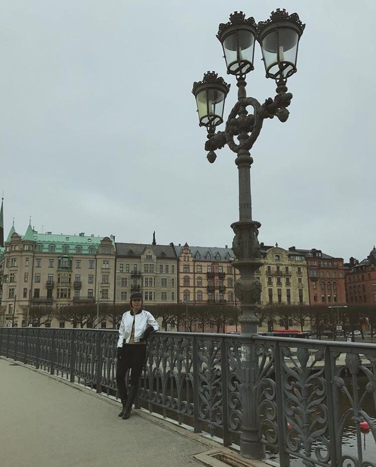 Bianca Valerio Stockholm Sweden Scandinavia