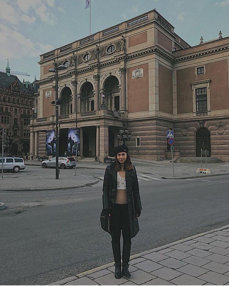 Bianca Valerio Opera Stockholm Sweden Scandinavia