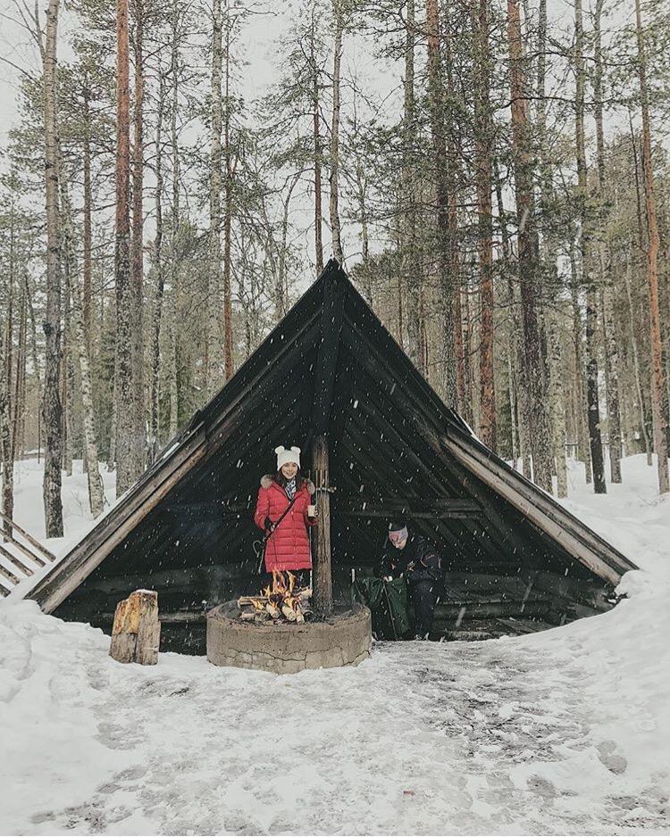 Bianca Valerio Ranua Zoo Lapland Scandinavia