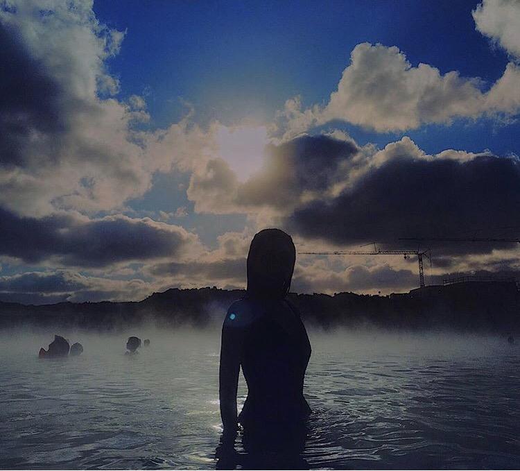 Bianca Valerio Blue Lagoon Iceland Scandinavia