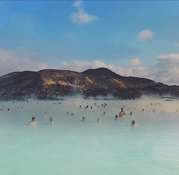 Blue Lagoon Iceland Scandinavia