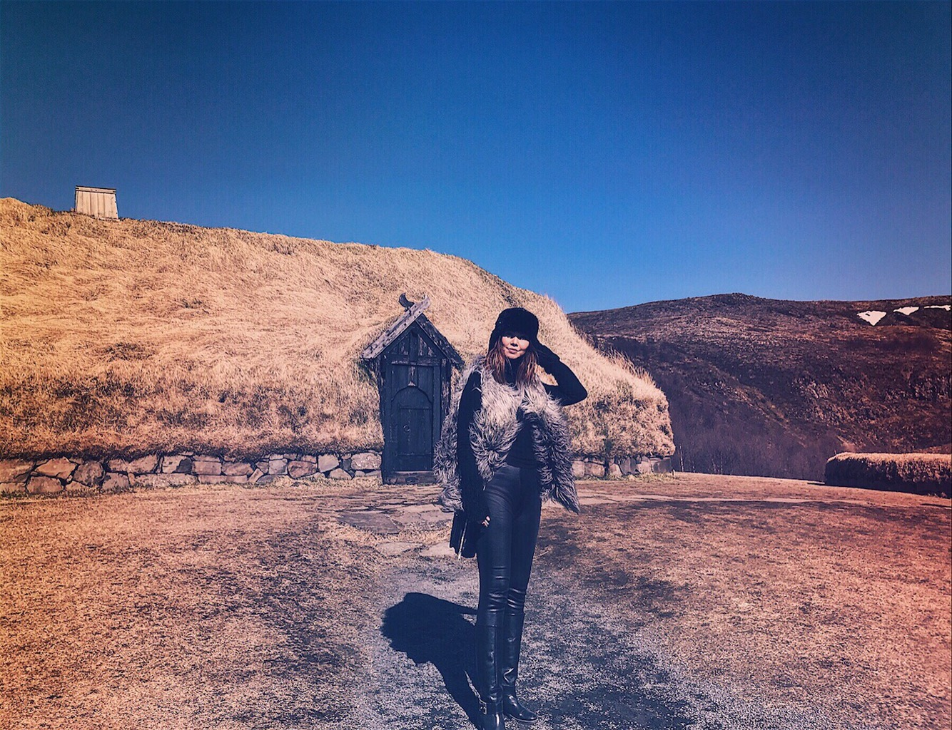 Bianca Valerio Game of Thrones Iceland