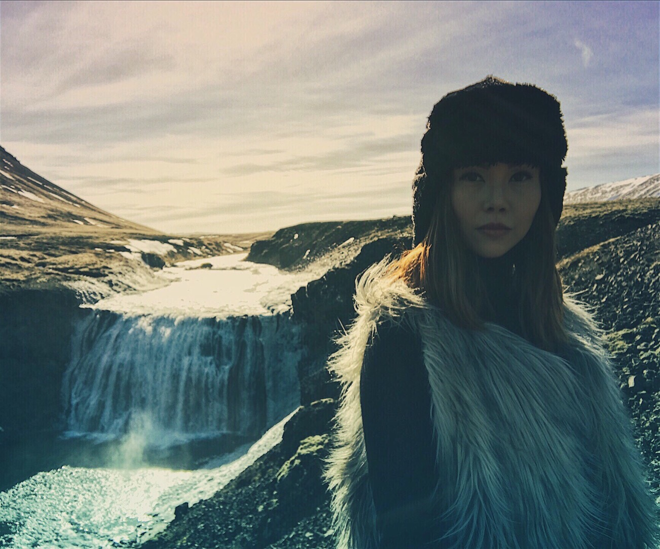 Bianca Valerio Porufoss Game of Thrones Iceland