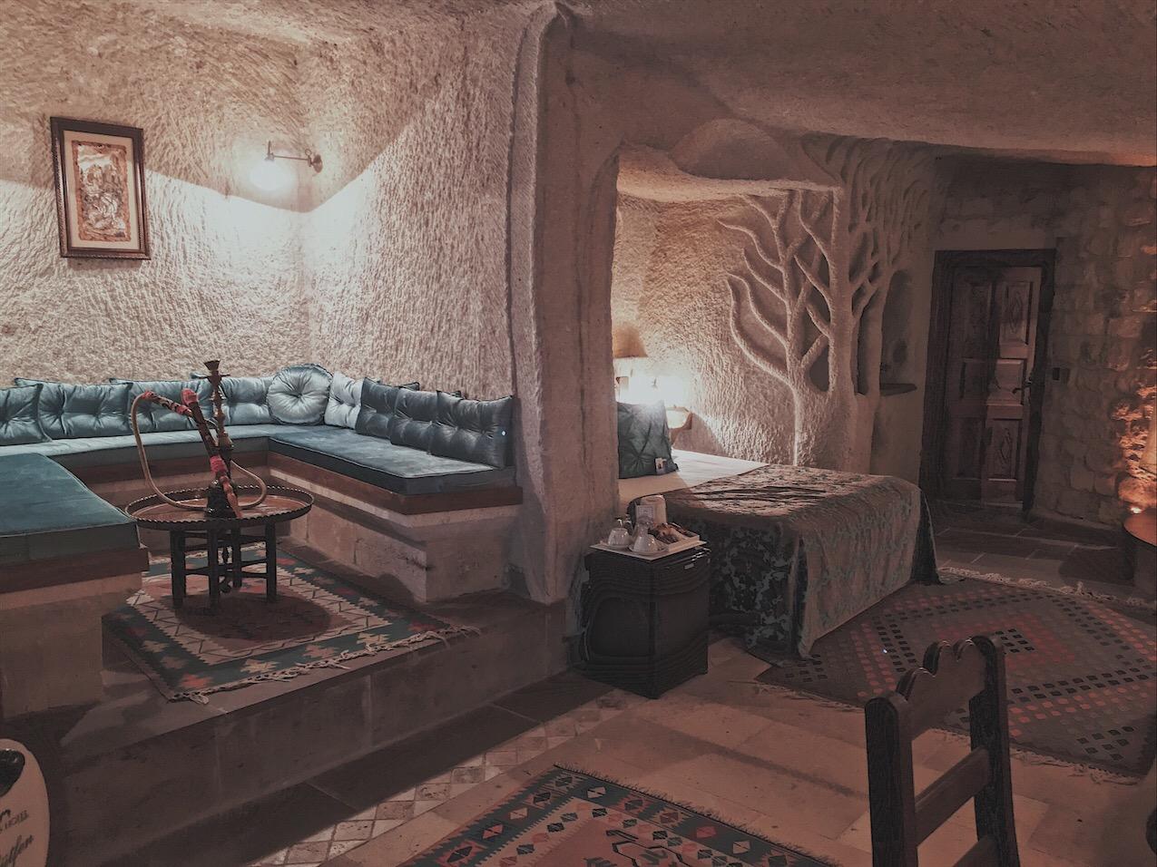 Miras hotel Cappadocia turkey