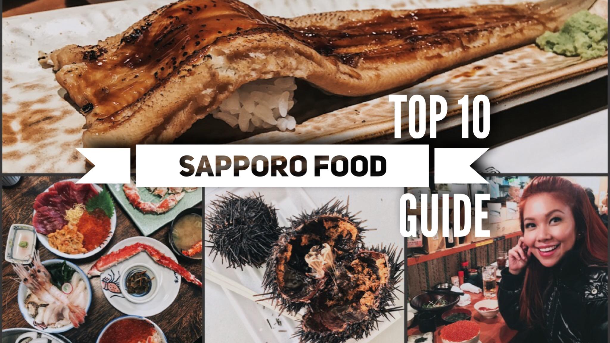 Bianca Valerio Sapporo Food Guide Japan