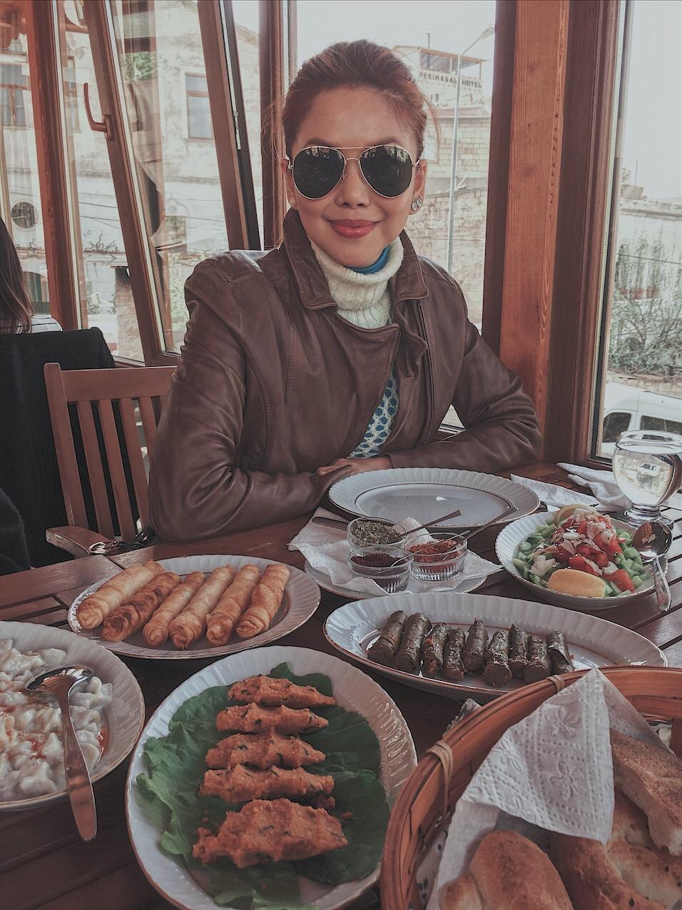 Bianca Valerio hanimeli mustafapasa Cappadocia turkey