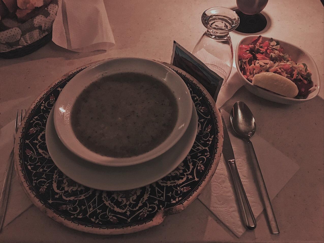 Uranos sarikaya restaurant Cappadocia turkey