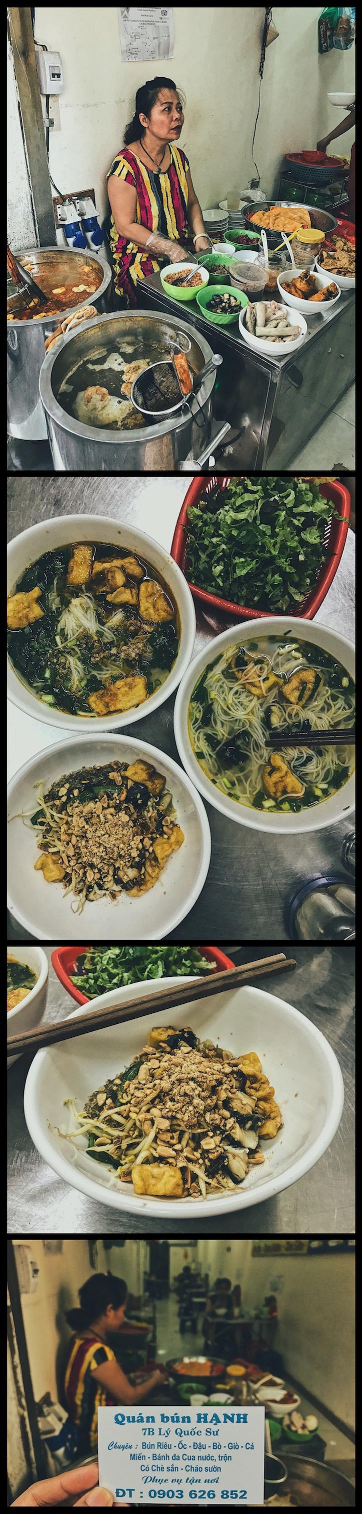Snail Vermicelli Soup Bun Oc Hanoi Vietnamese Food Guide