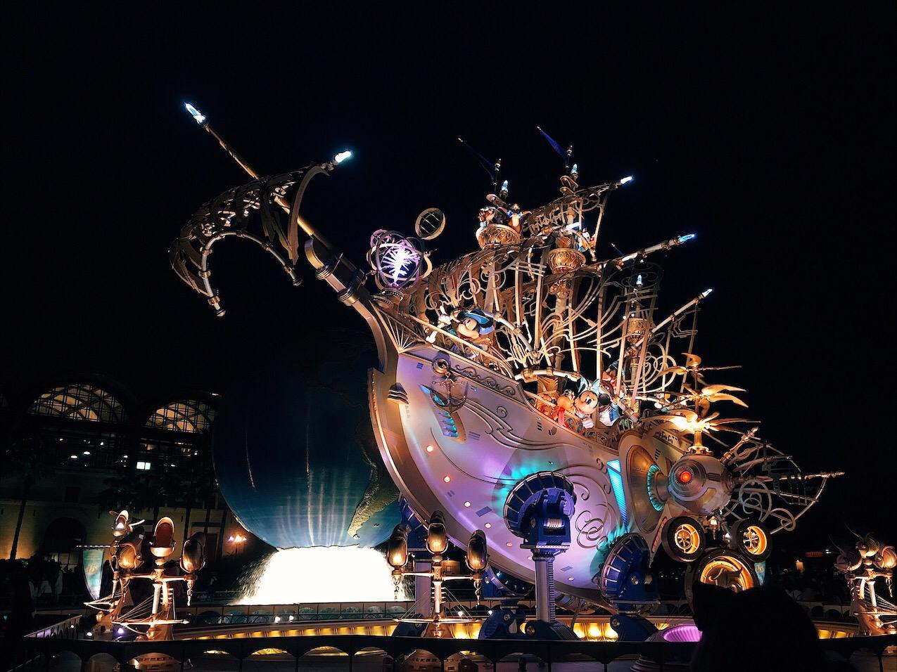 Tokyo Disney Sea Halloween