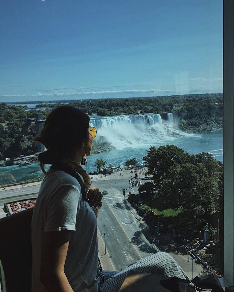 Bianca valerio Niagara Falls Canada