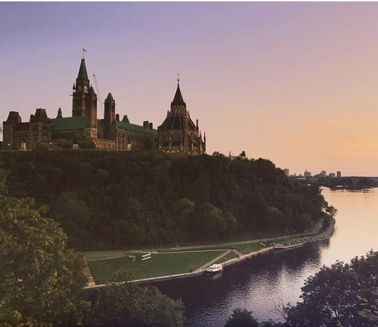 Parliament Hill Ottawa Canada