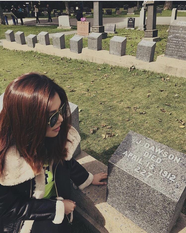 Bianca Valerio Fairview Cemetery Halifax Nova Scotia Canada