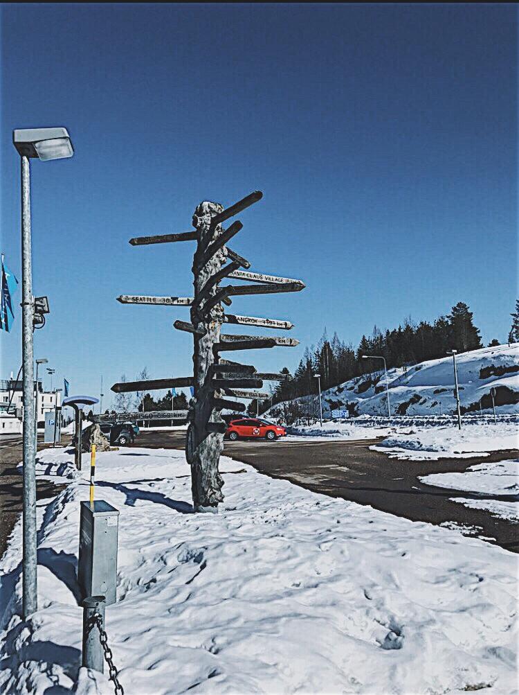 Rovaniemi Lapland Finland Airport