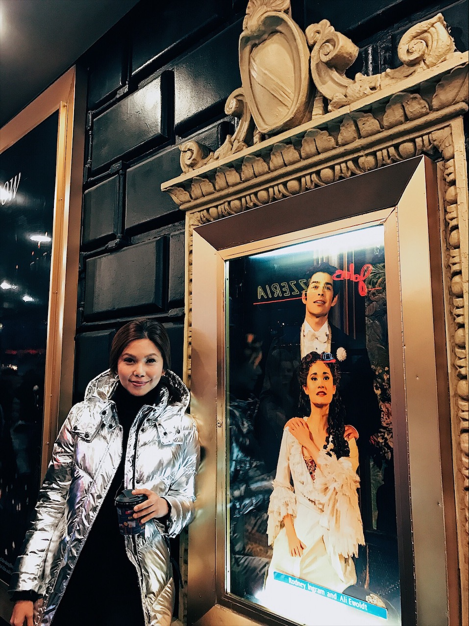 Phantom of the Opera New York Bianca Valerio