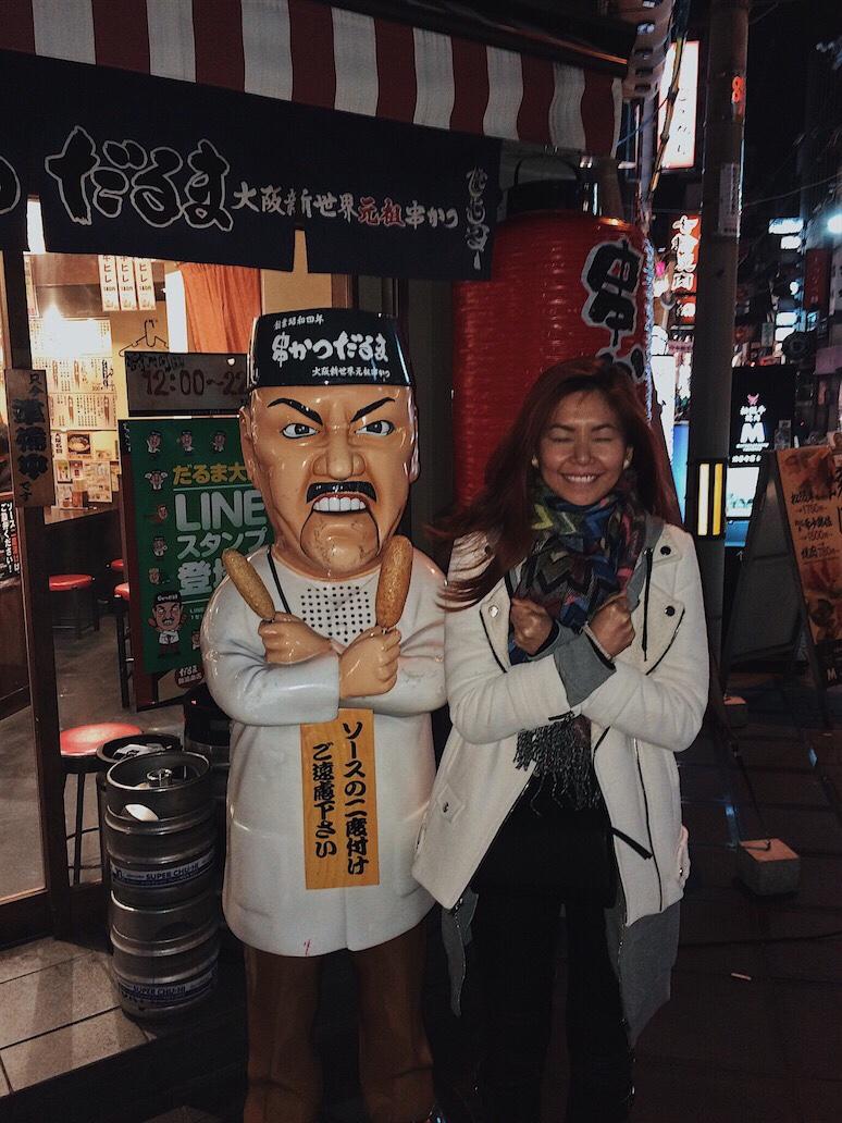 Kushikatsu Daruma Osaka Travel Guide Bianca Valerio