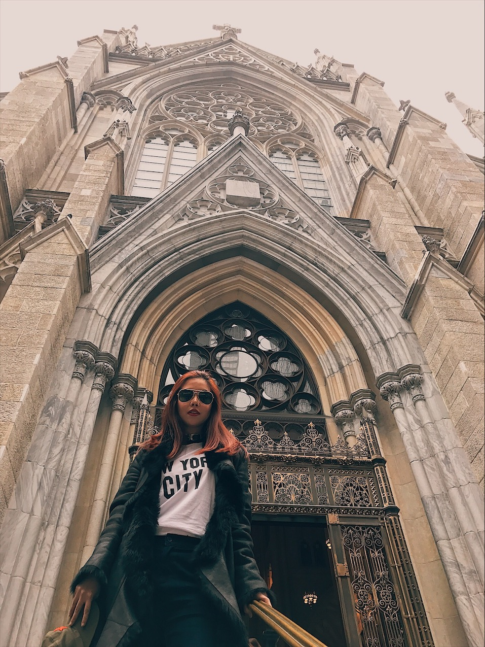 Bianca Valerio St Patrick's Cathedral New York