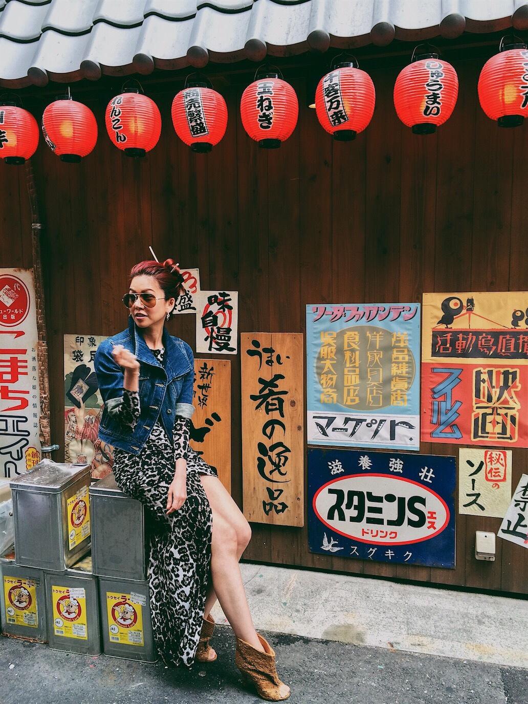 Bianca Valerio Dōtonbori Osaka Travel Guide