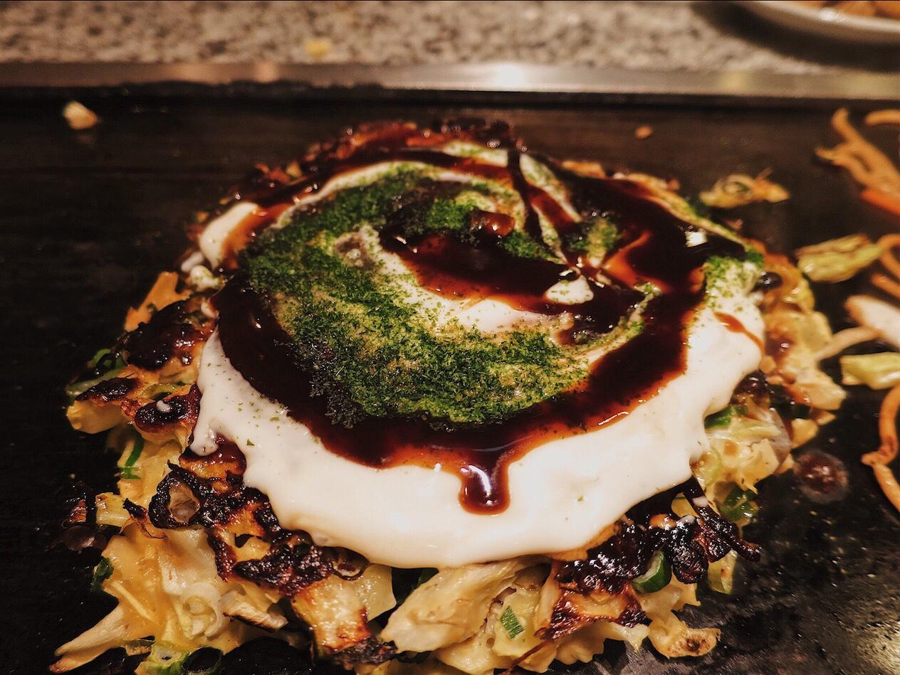 Mizuno Okonomiyaki Osaka Travel Guide