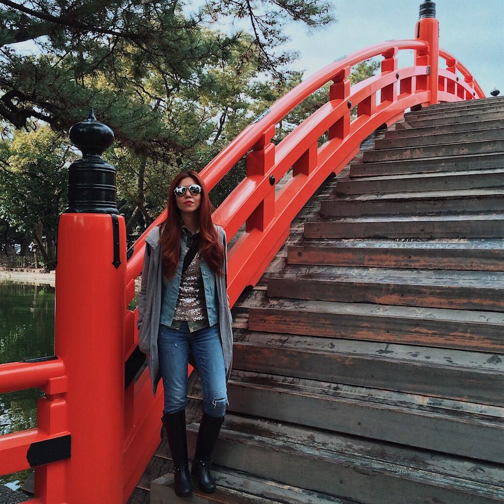 Sumiyoshi Taisha Bianca Valerio Osaka Travel Guide