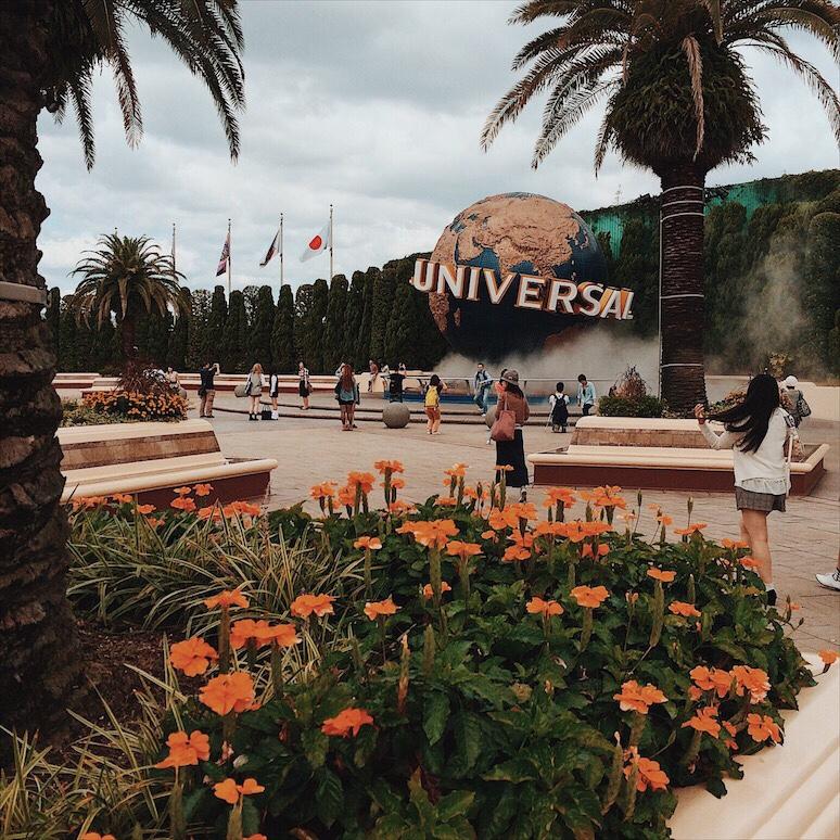 Universal Studios Bianca Valerio Osaka Travel Guide