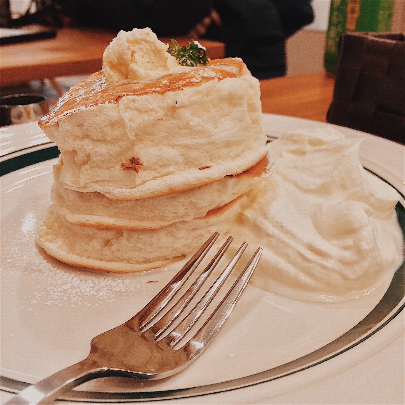 Gram Cafe Pancakes Osaka Travel Guide