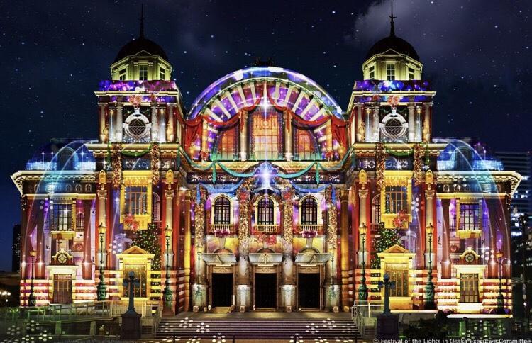 Osaka Travel Guide Osaka Festival of Lights