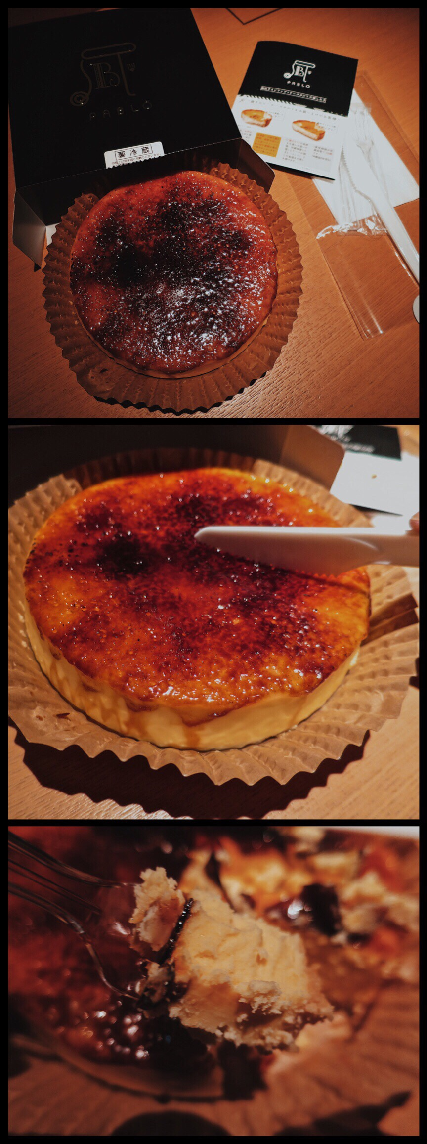 Pablo Cheesecake Osaka Travel Guide