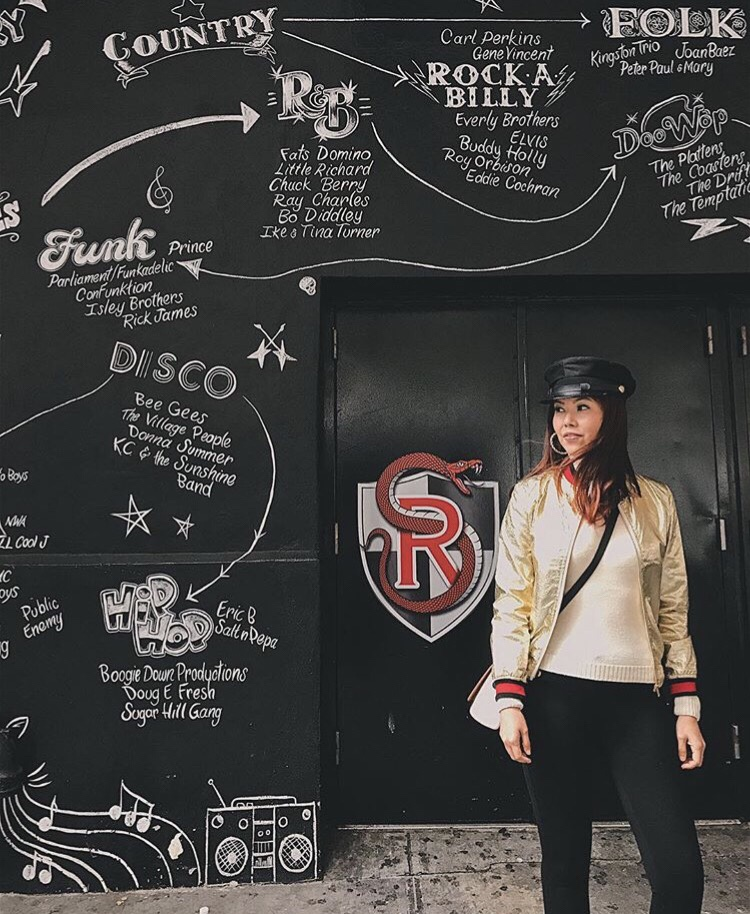 Bianca Valerio New York School of Rock
