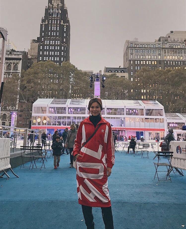Bryant Park Bianca Valerio New York