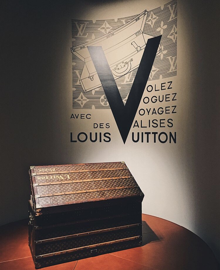 Louis Vuitton Exhibit New York City Bianca Valerio