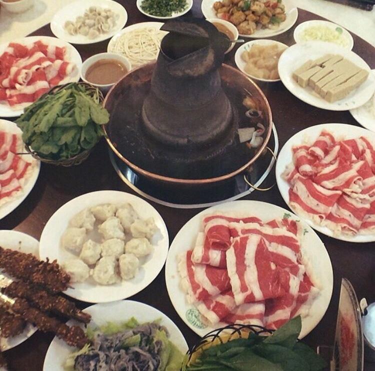 Bianca Valerio China Beijing Hot Pot