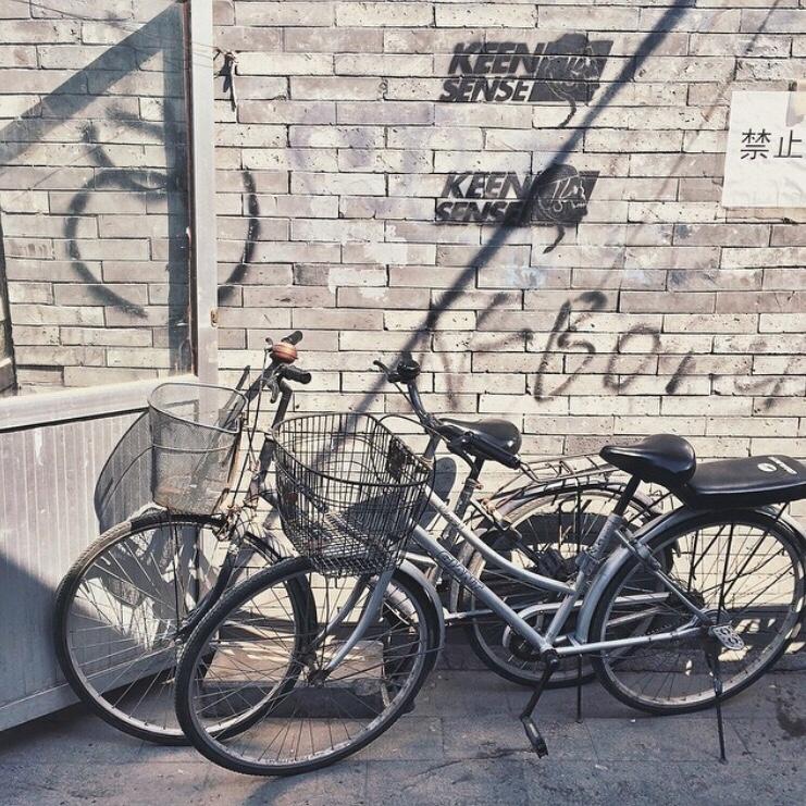Bianca Valerio China Beijing Bikes
