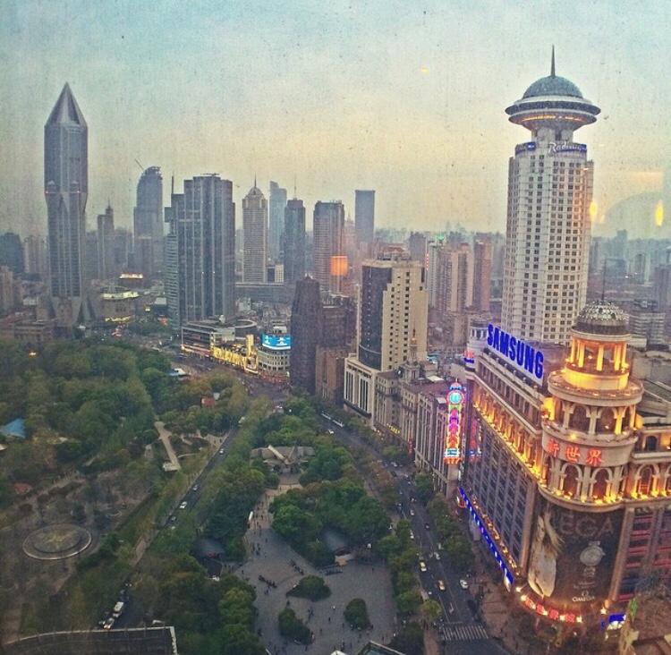Bianca Valerio China Shanghai