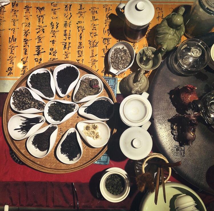 Bianca Valerio China Tea Ceremony