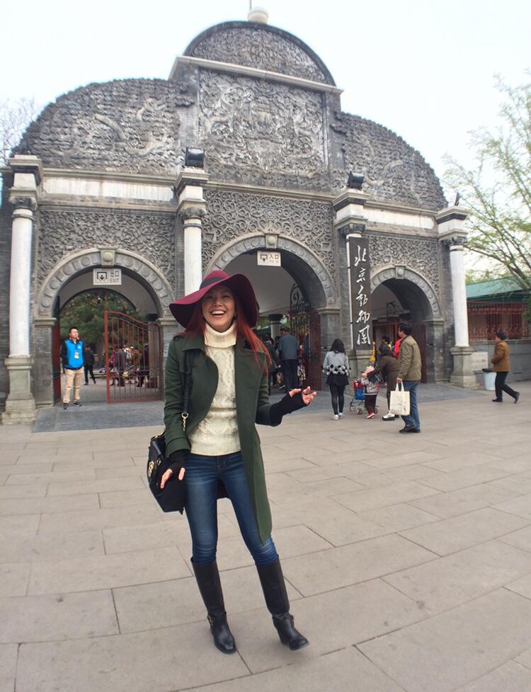 Bianca Valerio China Beijing