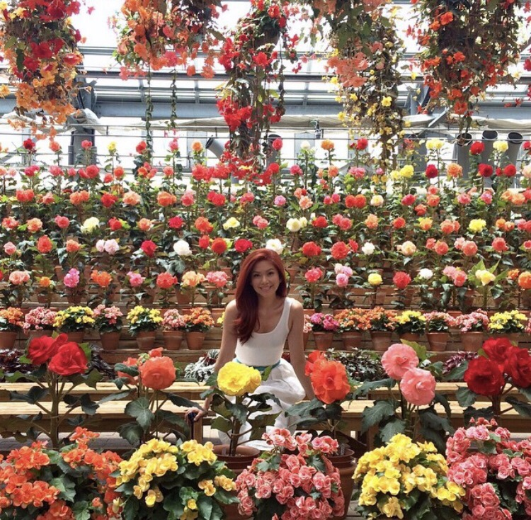 Bianca Valerio Romantic Places in Japan Nabana No Sato