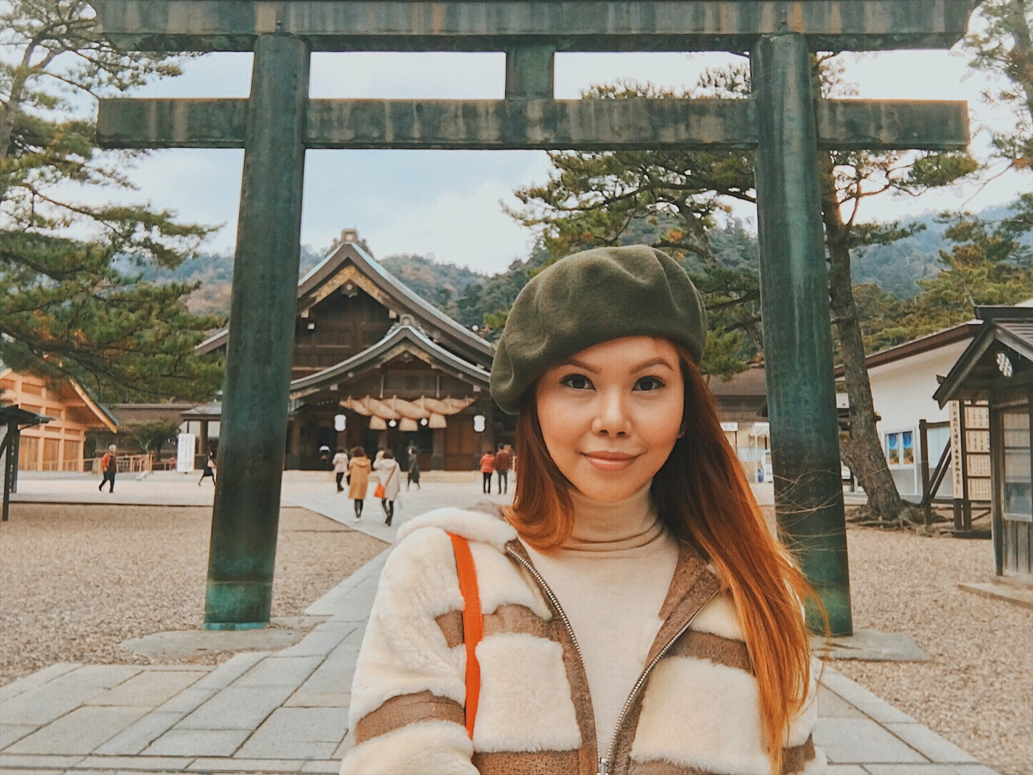 Bianca Valerio Romantic Places in Japan Izumo Taisha