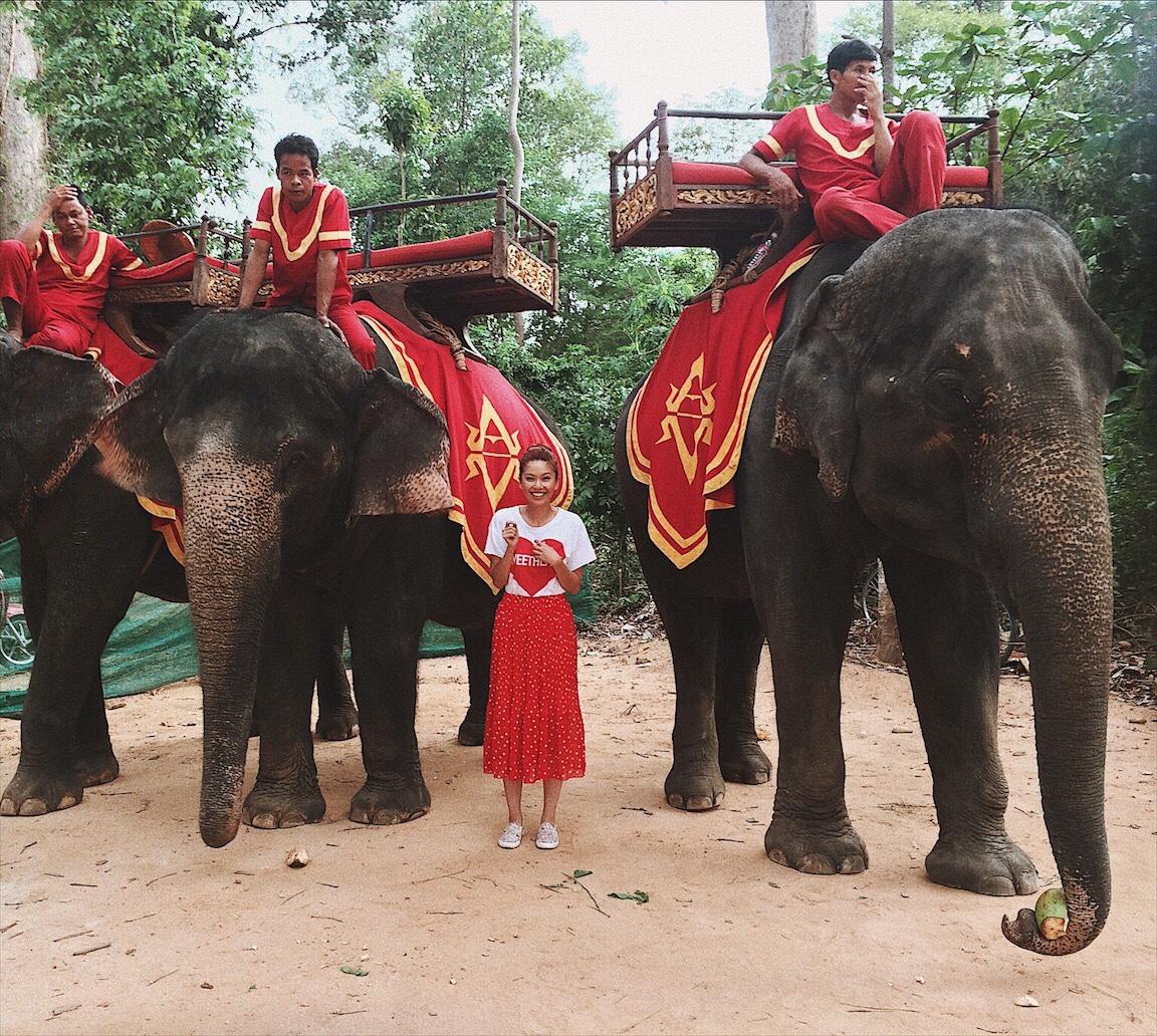 Bianca Valerio Cambodia Angkor Wat Siem Reap