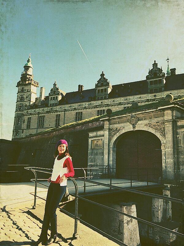Bianca Valerio Kronborg Castle Shakespeare Hamlet Castle Denmark