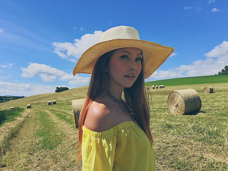 Bianca Valerio Biei Hokkaido
