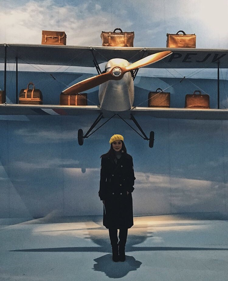 Louis Vuitton Voyage Exhibit New York Bianca Valerio