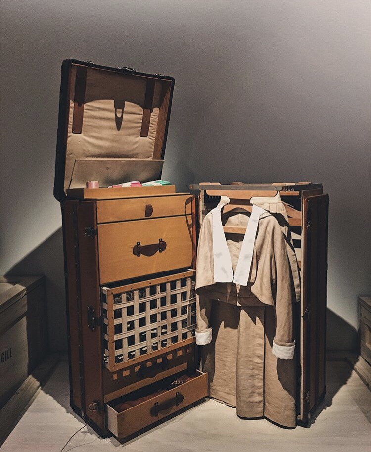 Louis Vuitton Voyage Exhibit New York