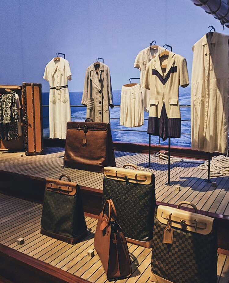 Louis Vuitton Voyage Exhibit New York