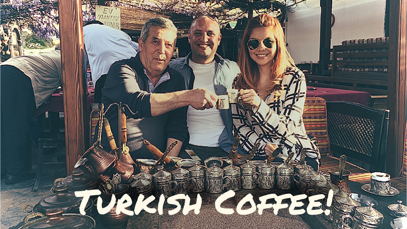 Bianca Valerio Turkish Coffee Ertunga Ecir