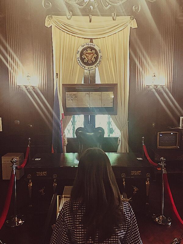 Bianca Valerio Malacanang Palace Philippines