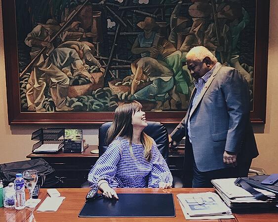 Bianca Valerio Malacanang Palace Bingbong Medialdea